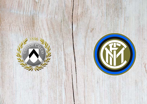 Udinese vs Internazionale -Highlights 2 February 2020
