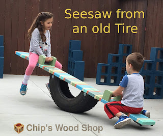 https://www.instructables.com/id/Seesaw-From-an-Old-Tire/