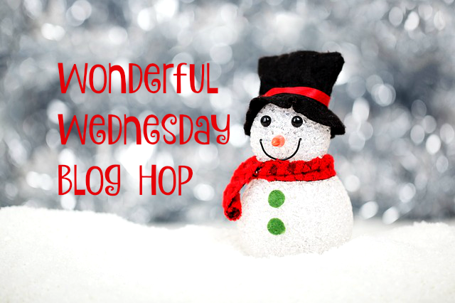 Wonderful Wednesday Blog Hop #43
