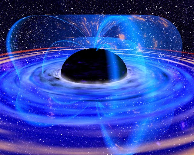 Εάν ταξιδέψετε μέσω μιας μαύρης τρύπας, πού θα καταλήξετε;