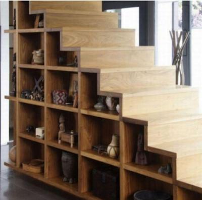 tangga rumah dari kayu jati