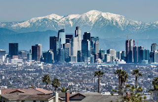 Los Angeles is the largest city in California. Los Angeles is officially the city of Los Angeles and is often abbreviated as L.A. Los Angeles is the second most populous city in the United States, followed by New York City.It is also the third most populous city in  North America, after Mexico City and New York City. In the 2017 Global Financial Centres Index, Los Angeles was ranked as having the 19th most competitive financial center in the world, and sixth most competitive in United States.