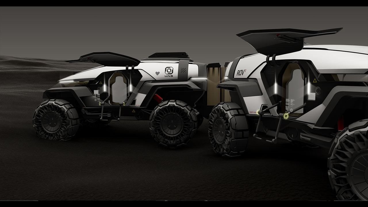 thinking    mars  land rover vehicle   perfect ride autoreportng
