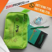 Produsen Paket Seminar Kit Custom, Produk Tas Pouch Seminar Kit, Souvenir Seminar Kit Puch Edition, PAKET SEMINAR KIT MURAH