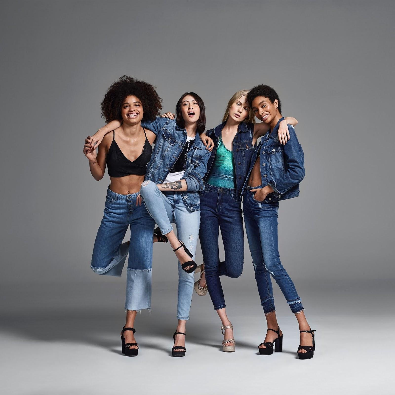 f3fcb5191 Nova Campanha Jeans da Riachuelo