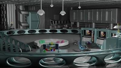 Station dans l'Espace - 001 - 002