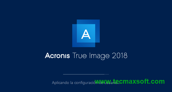 descargar Acronis True Image 2018 Full Captura 1