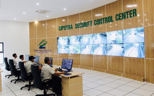 Phòng giám sát an ninh