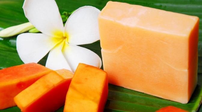 Manfaat Sabun Pepaya untuk Kecantikan Wajah
