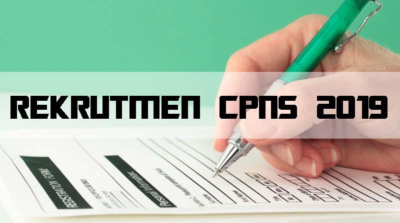 Rekrutmen CPNS 2019