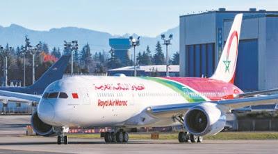 Maroc- suspension ses vols avec l'Algérie et l'Egypte, en tout 20 destinations interdites par le Maroc