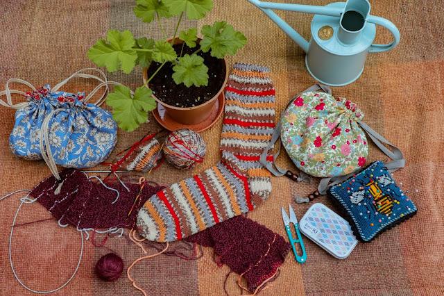 Sock Knitting, Lace Knitting,