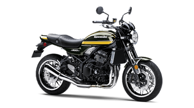 Spesifikasi Kawasaki Z900RS