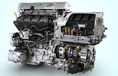 Mesin Hybrid Synergy Drive
