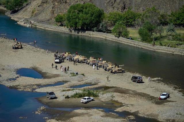 Dubes Rusia: Taliban Bisa Kuasai Lembah Panjshir dengan Mudah, tapi Mereka Tak Ingin Pertumpahan Darah
