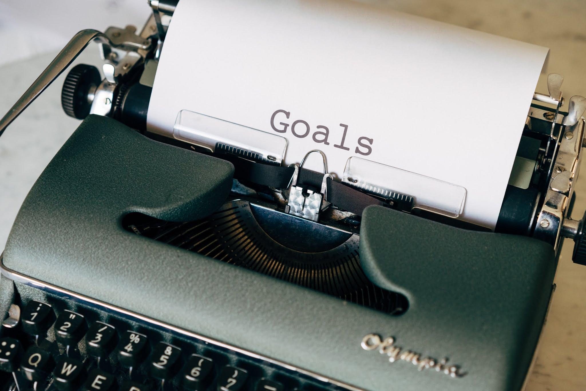 تحديد اهداف واقعية