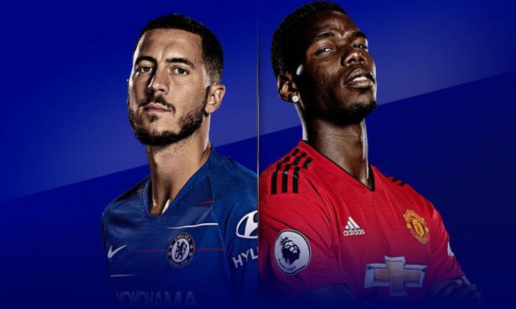 Lawan Manchester United, Chelsea Enggan Kecewa Lagi di Kandang