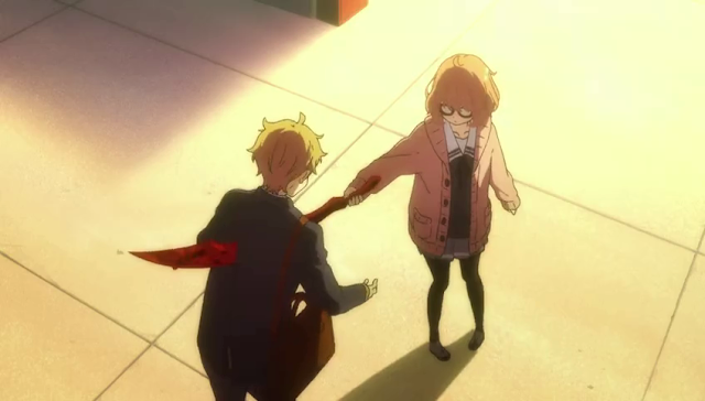 Kyoukai no Kanata BD Subtitle Indonesia [Episode 1-12] MKV Via Googledrive