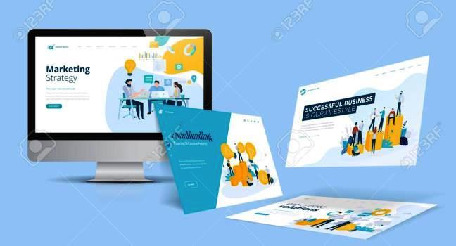 Trend Desain Website Bisnis dan Lembaga