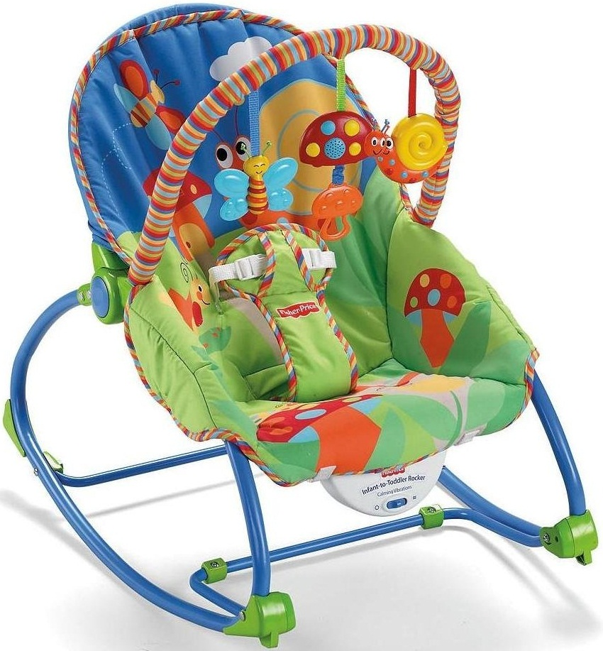 Fisher Price Infant To Toddler Rocker  Baby Cinema
