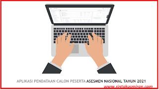 PANDUAN APLIKASI PENDATAAN CALON PESERTA ASESMEN NASIONAL TAHUN 2021