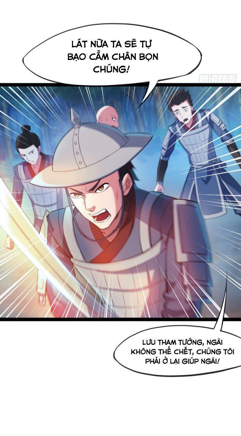 Thủ Vệ Nhất Thần  Chapter 10 - upload bởi truyensieuhay.com