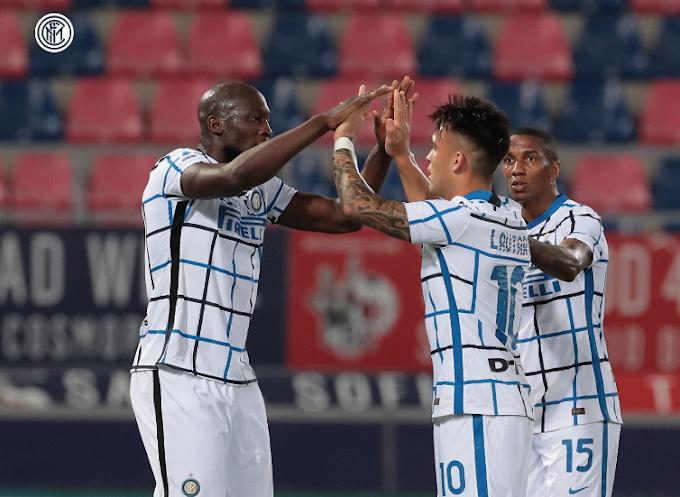 L'Inter con le mani sullo scudetto: ko anche il Bologna