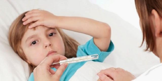 Tips mengatasi Kejang Demam Anak
