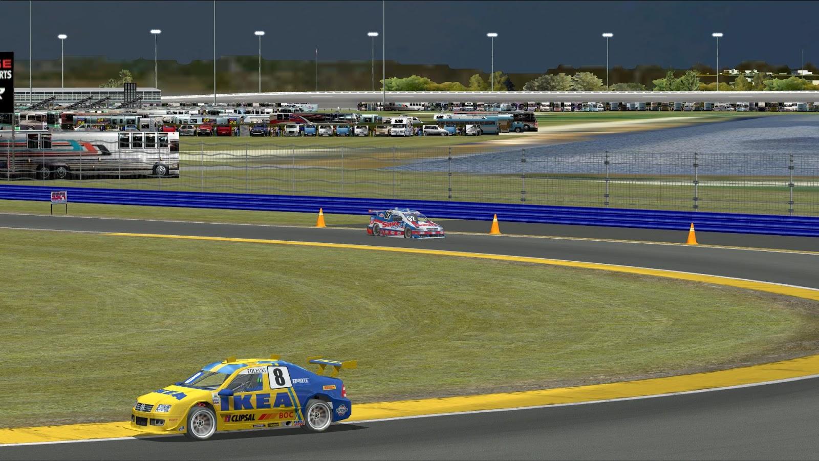 Tnadz NASCAR Racing: Pot Luck 17 - R44-45 Daytona Road Course