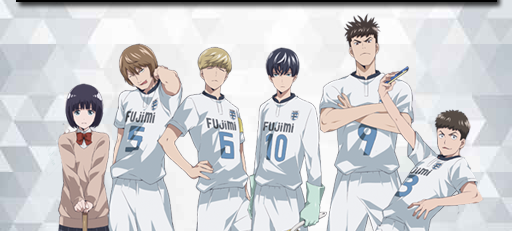 Keppeki Danshi! Aoyama-kun Soccer Teaser Trailer Reveals The Anime Premiere Date And Opening Theme Song.