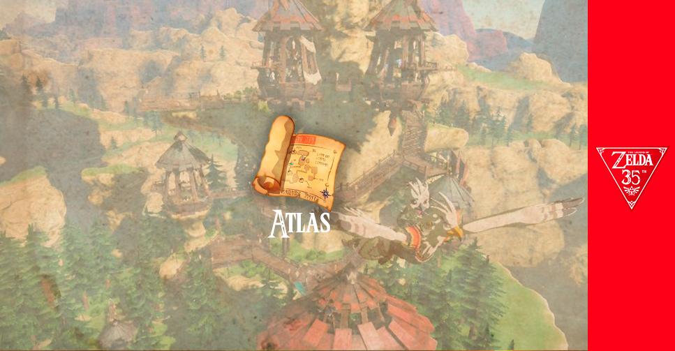 O Atlas de Hyrule: Rito Village e as habitações de seu povo ao longo dos anos