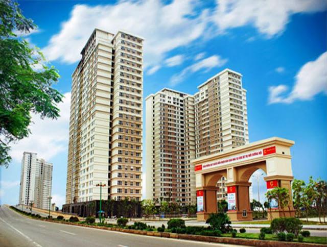 Đầu tư bất động sản khu vực Dương Nội - Hà Đông