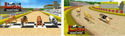 Savana Animal Racing 3D