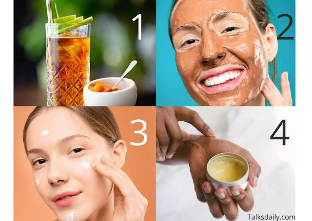 daily tips for glowing skin at home, daily home remedies for glowing skin, daily beauty tips for glowing skin, daily beauty routine for glowing skin