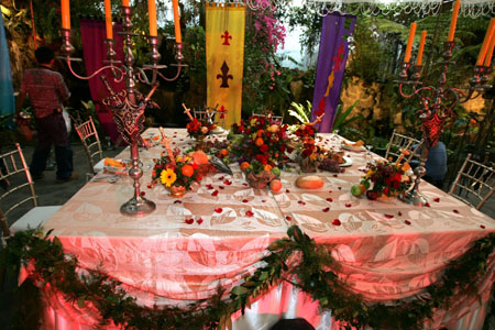 Decadent Details Events: Theme Thursday – Medieval Wedding