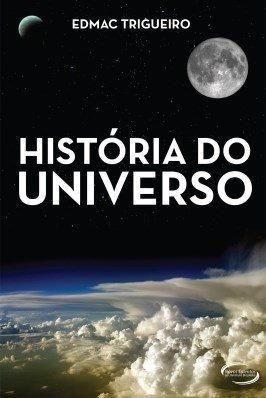 Capa do livro História do Universo
