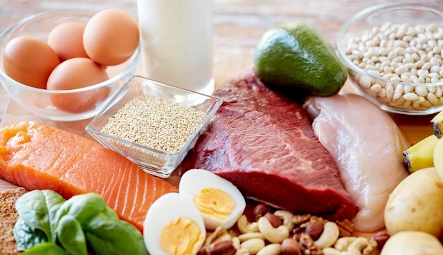 Makanan Bergizi Kaya Serat Berprotein Tinggi