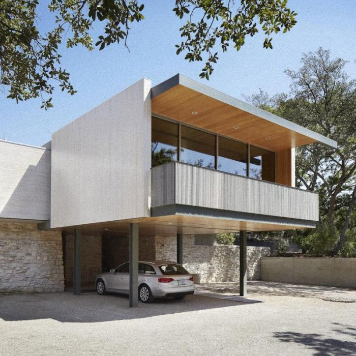 hogares frescos casa balcones de polen arquitectura y dise o