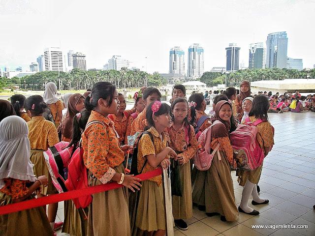 Dias 162 a 167 da viagem: Indonésia, Java Oeste - a capital Jacarta 1