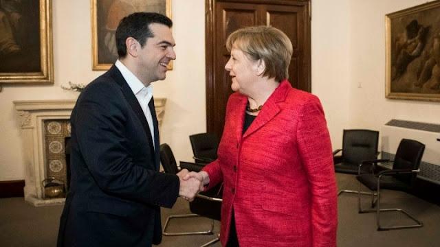 Στην Ελλάδα για δυο ημέρες η Α. Μέρκελ