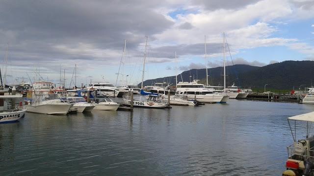 Puerto de Cairns