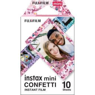 Instax Mini Confetti film
