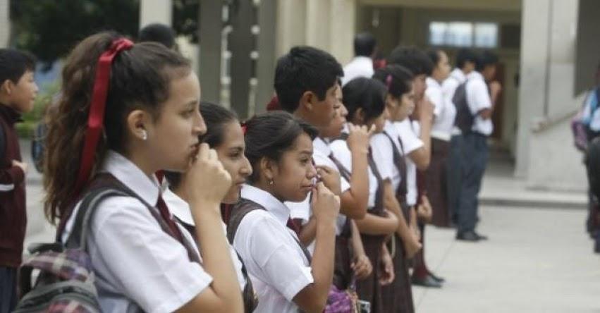 Colegios privados que cometan faltas graves serán multados con más de 400 mil soles
