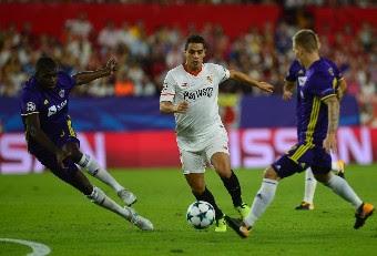 Sevilla vs Maribor