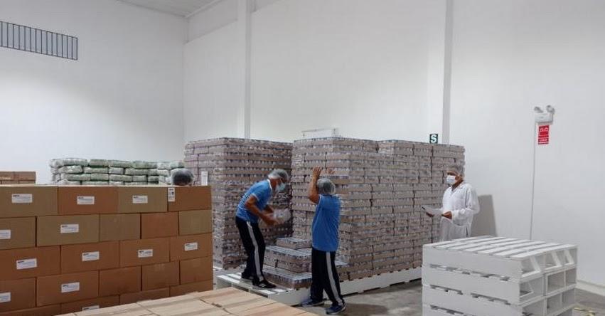 QALI WARMA: Comités de Alimentación Escolar de San Martín se preparan para recibir quinta entrega de comestibles - www.qaliwarma.gob.pe