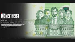 Money Heist Season 5 Sub Indo Netflix