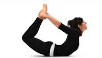 Dhanurasana Pose Gerakan Yoga Gerakan Efektif Untuk Pemula