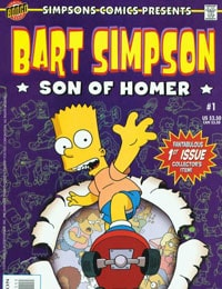 Read Simpsons Comics Presents Bart Simpson comic online