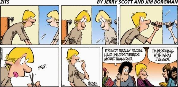 comic strip called shoe