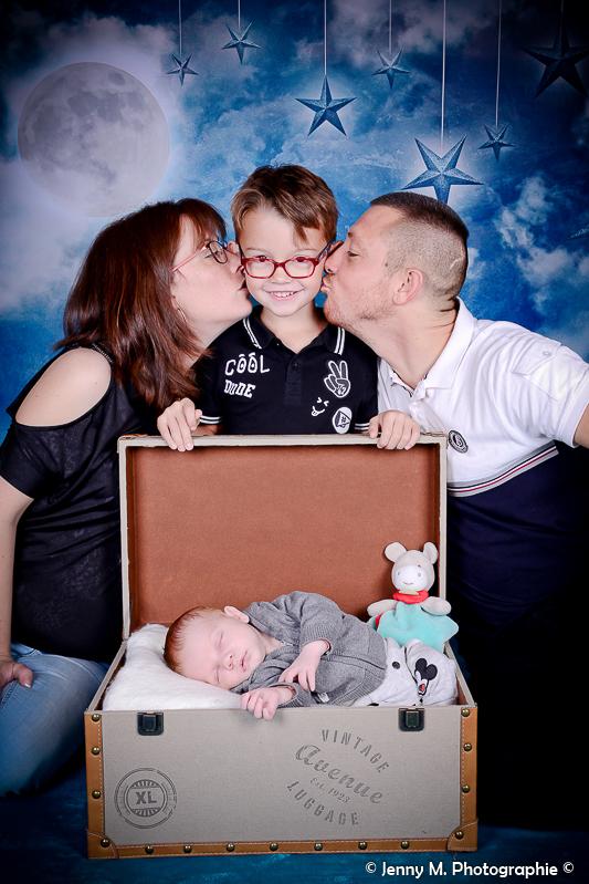 photographe bébé vendée 85 la tranche sur mer